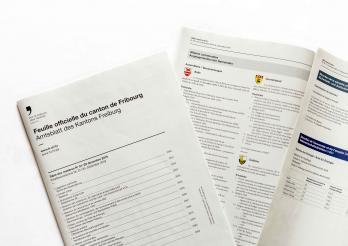 Amtsblatt des Kantons Freiburg ABl