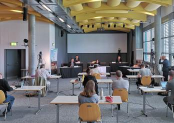 L'Etat de Fribourg se prépare à la sortie progressive de crise covid-19