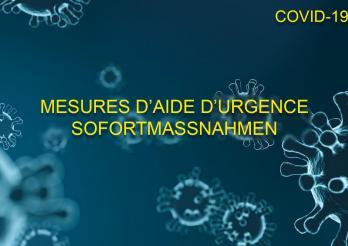 Covid-19: Mesure d'aides d'urgence économique