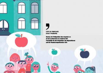 Der Blick des Andern_Pädagogisches Begleitmaterial_Cover