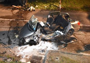 Une conductrice grièvement blessée lors d'un accident à Bossonnens