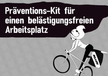 Präventions-Kit für einen belästigungsfreien Arbeitsplatz