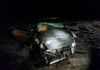 20210109_Accident avec une personne blessée à Matran