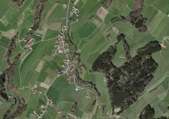Neue Parzellarvermessung der Gemeinde Massonnens