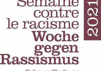 Logo Semaine contre le racisme 2021