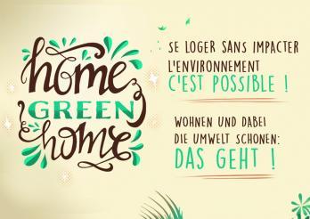 Se loger sans impacter l'environnement, c'est possible