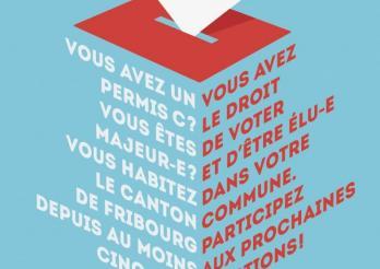Votons - Elections communales 2021