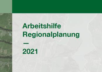 Arbeitshilfe Regionalplanung