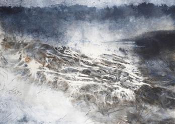 Josiane Guilland, chutes d'eau