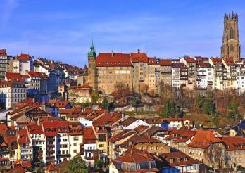 Sarine / Saane - Fribourg