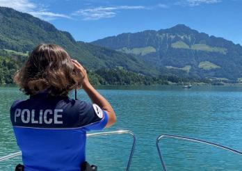 Activités 2020 de la Police cantonale fribourgeoise / Tätigkeiten 2020 der Kantonspolizei Freiburg