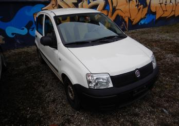 Véhicule - Fiat Panda 1.2