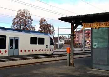 Veveyse - Vivisbach - Châtel-St-Denis