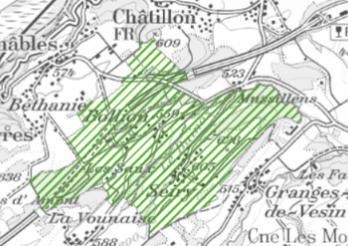 Châbles-Bollion-Seiry en BDMO