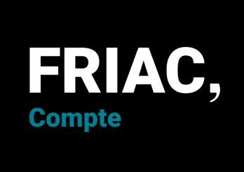 Compte FRIAC