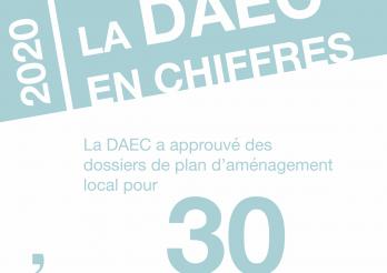 La DAEC en chiffres 1