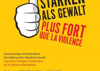 PLUS FORT QUE LA VIOLENCE - STÄRKER ALS GEWALT