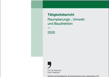 Tätigkeitsbericht RUBD 2020