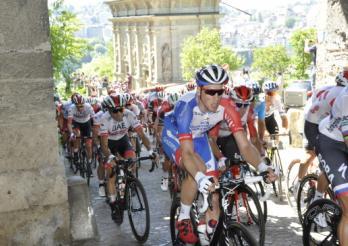 Tour de Romandie 2021 : Deux départs et arrivées dans le canton de Fribourg / Zweimal Start und Ziel im Kanton Freiburg