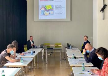 Conférence de presse bilan du Service de l'énergie