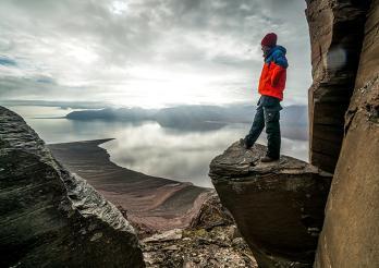 Expedition Spitzbergen - Landschaft