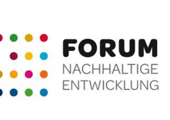 Forum Nachhaltige Entwicklung