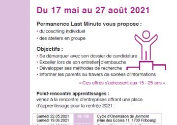 Last Minute 2021