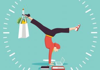 flexibilisation du travail et conciliation de vie professionnelle et privée: jeu d'équilibre entre différentes activités