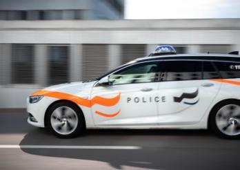 Police cantonale Fribourg/Kantonspolizei Freiburg