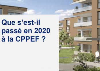 Que s'est-il passé en 2020 à la CPPEF ?