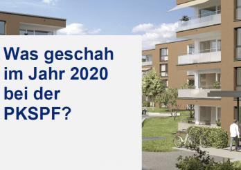 Was geschah im Jahr 2020 bei der PKSPF ?