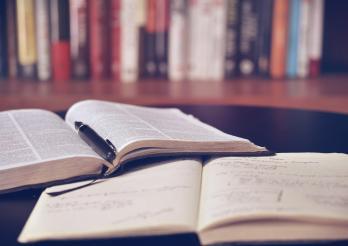 Bourse d'encouragement à la création littéraire