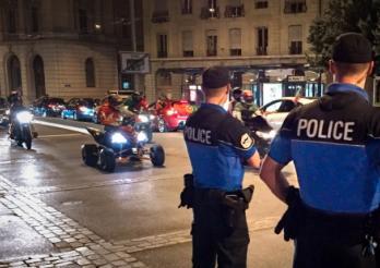 Eurofoot 2021 : la Police cantonale annonce les dispositions de sécurité prévues/Euro 2021: die Kantonspolizei teilt die vorgesehenen Sicherheitsmassnahmen mit