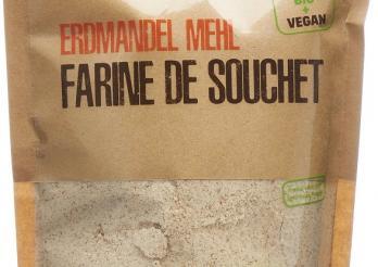 Emballage de farine de souchet
