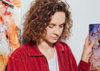 Portrait de Julie Folly