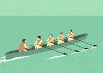 Egalité femmes hommes - garder le cap ensemble dans le même bateau