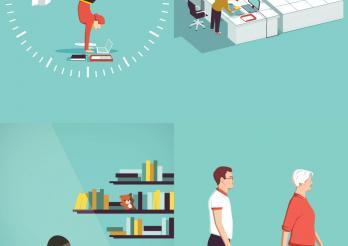 Flexibilisierung der Arbeit und Arbeitszeit - Modelle