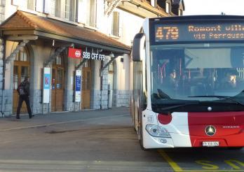 Bus régionaux / Regionalbusse