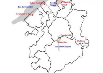Toutes les plages officielles du canton ont été classées, après résultats des analyses, dans la catégorie A.