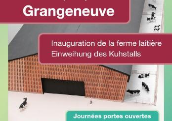 Grangeneuve inauguration