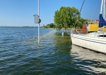 Inondation lac 2