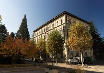 Musée d'histoire naturelle - bâtiment