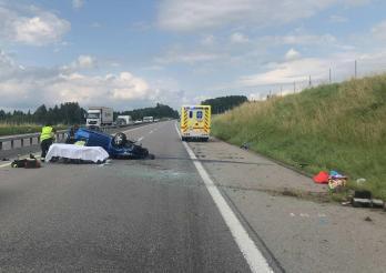 Un assoupissement au volant provoque un accident sur l'A12