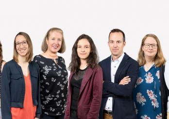 Collaboratrices et collaborateurs du Service de la culture