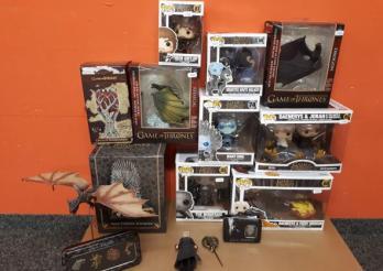 Figurines POP et accessoires Game of Thrones