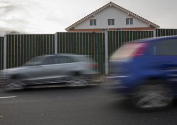 Lärmschutz an Strassen