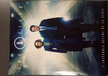 X-files en DVD