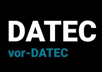 DATEC und vor-DATEC