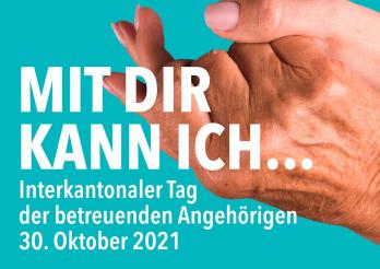 Interkantonaler Tag der betreueunden Angehörigen - 30. Oktober