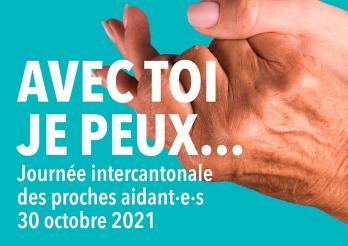 Journée intercantonale des proches aidant-e-s du 30 octobre